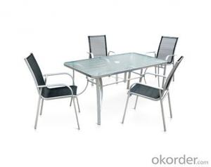 New Design Garden Set Outdoor Chair teslin Furniture