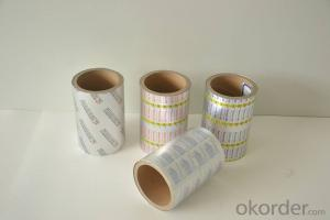 Pharmaceutical Printable HSL & OP Aluminum Blister Foil