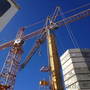 Tower Crane TC7050 Construction Equipment Building Machinery Distributor For Sales