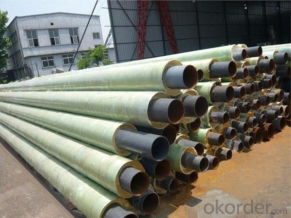 Buy FRP Pipe Glass Fiber Reinforced Plastic and Fitting Made