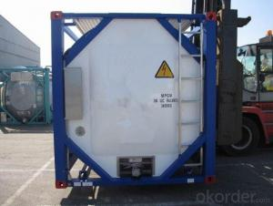 40FT Tank Container for Transporting Oil and Gas
