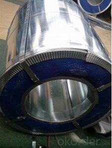 Hot Dipped Galvanized Steel Coil (DC53D+Z, St05Z, DC53D+ZF)