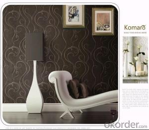 PVC Wallpaper Boys Bedroom Modern Wallcovering
