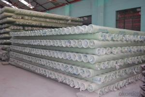 Grp Pipe  from China Factory Hotsale Extruded Glassfiber