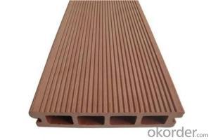 wpc decking/outdoor flooring/wood plastic composite flooring