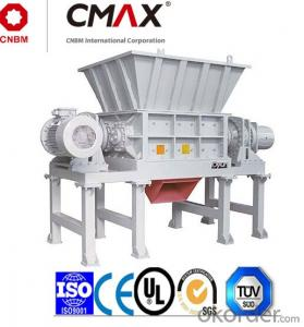 CMAX Series Strong Crusher For  Small Size Pipe/Sheet Material