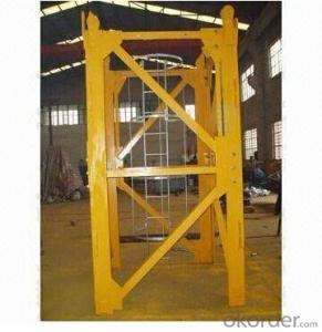Vietnam tower crane Q6024 (QTZ160) TC6024