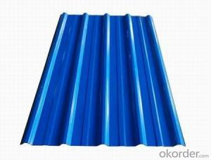 PPGI Galvanized Steel Coil Galvalume Coil  Corrugated Roofing Sheet