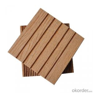 wpc decking hdpe Eco-friendly outdoor composite decking