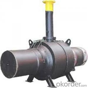 Pipeline Ball Valve-Reduced Bore High-Performance PN 8 Mpa