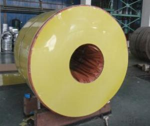 Hot DIP Color Coated PPGI Prepainted Steel Coil