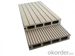 wpc decking high quality good price best choice, hollow/solid wpc decking