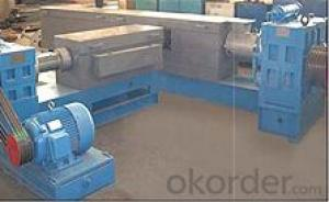 High Output  PP Non-woven Fabrics Plastic  Extruder