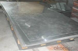 Stainless Steel sheet 321 with No.4 Surface Treatment