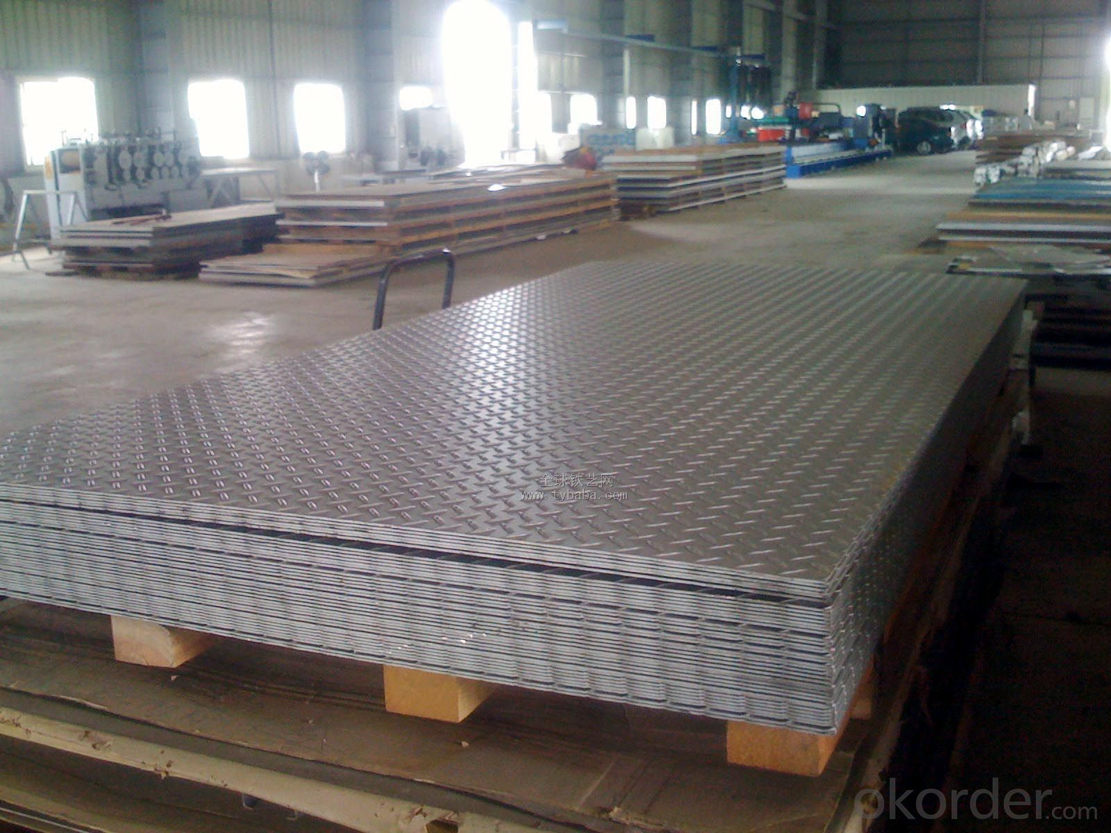 Stainless Steel Plate  443 with No.4 Surface Treatment