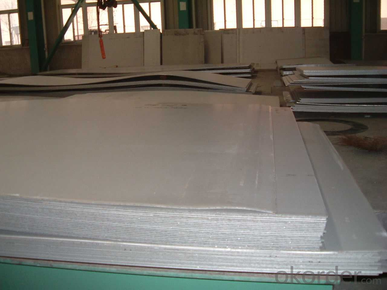 Stainless Steel sheet 409L with No.4 Surface Treatment