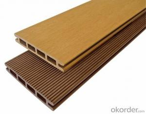 WPC decking/Hot sale WPC decking , WPC eco decking outdoor flooring