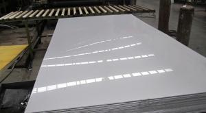 Stainless Steel sheet 443 with No.4 Surface Treatment