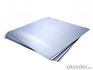 Stainless Steel Sheet with Size 96''*48'' #4 Polish Treatment
