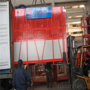 Building Hoist Counterweight SCD270 for Sale
