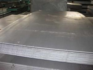 Stainless Steel Sheet 444 with No.4 Surface Treatment