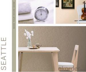 PVC Wallpaper S019 Korea Vinyl Household Oriental Home Washable Wallpaper for Kitchen