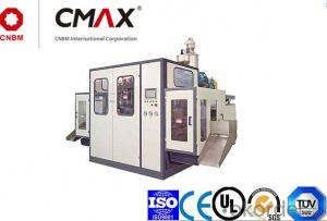 CMAX High Output Fully Automatic Blow-molding Plastic Extruder Machine