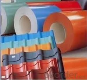 Pre-Painted Galvanized Steel Coil/Construction Purposes, for Roofing