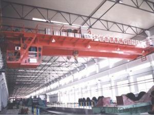 16 Ton Overhead Crane with Hook, Eot Crane