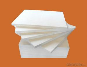 Ceramic Fiber Board Top Quality Heat Insulation Refractory