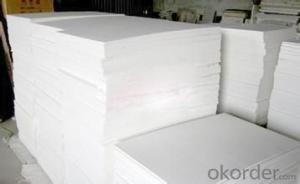 Ceramic Fiber Board (1260C-1430C-1700C-1800C-1900C)Oven Insulation
