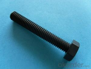 Bolt Carbon Steel Full Thread M10*150 On Sale