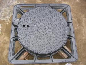 Manhole Cover Ductile Cast Iron on Sale Heavy Telecom Sew