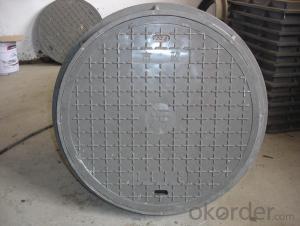Manhole Cover Ductile Cast Iron China Heavy Telecom Sew