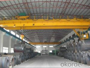 16 Ton Overhead Crane with Hook, Eot Crane
