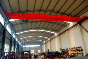 LDA Single beam Overhead Crane