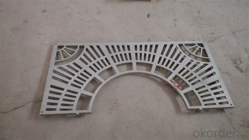 Manhole Cover EV124/480 Made in China with Cheap Price