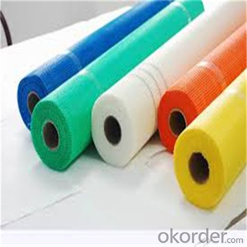 Fiberglass Mesh Cloth for Buildings Material