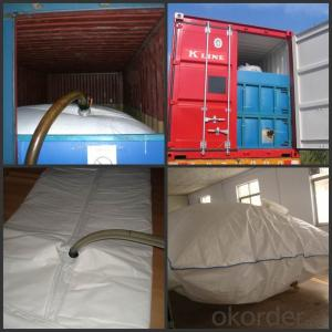 CMAX FLEXITANK FOR CONTAINER TRANSPORTATION