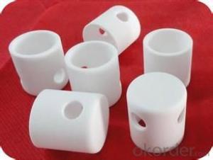 High Hardness Insulator Zro2 Y-Tzp Ceramic Sleeves