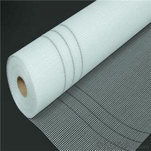 Fiberglass Mesh for Architectures  Material