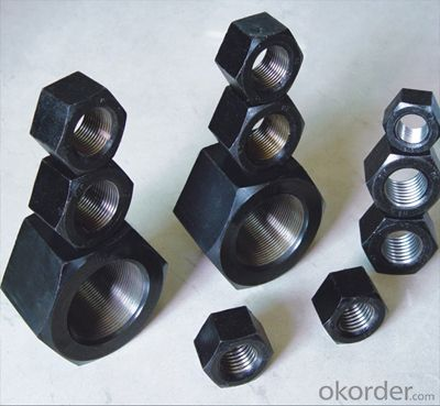 Bolt FULL THREAD M20*150  HEX NUT Made in China