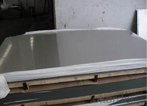 Stainless Steel Sheet 0.8mm thickness with No.4 Surface Treatment