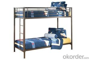 Metal Bunk  Bed with Modern design Hot Sale MB315