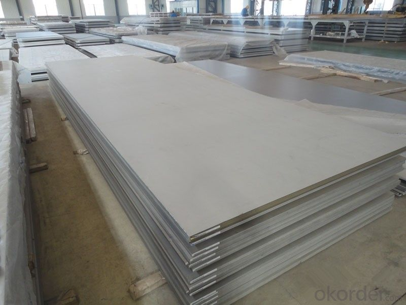 Stainless Steel Sheet price 904l with No.4 Surface Treatment