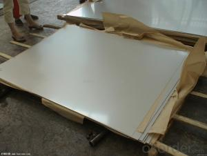Stainless Steel Sheet metal with No.4 Surface Treatment