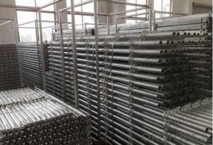 Ring Lock Scaffolding  with Certificated Quality