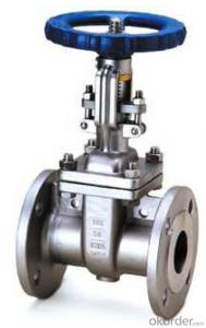 Gate Valve Non-rising Stem with  Price and High Quality