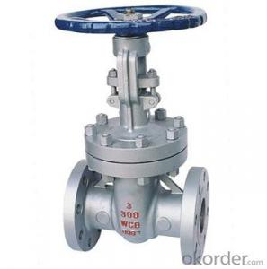 Gate Valve with Good Price and High Quality