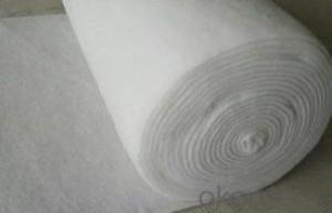 Polyester Staple Fiber Needle Punched Geotextile